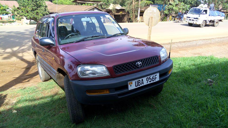 Toyota RAV4 SUV for Hire | 4x4 Self Drive Car Rental in Kenya