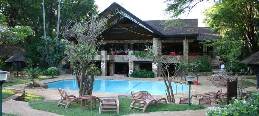 Serena Safari Lodge - Samburu National Reserve